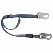 FallTech, 6 ft Adjustable Web Positioning Lanyard, #8209