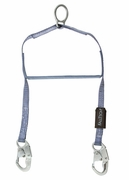 FallTech, Confined Space Rescue Yoke / Lanyard, #8208