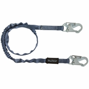 FallTech Internal Single Leg Web Lanyard - 6 ft - #8259