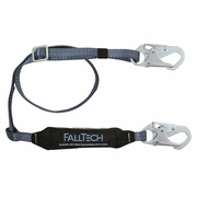 FallTech, ViewPack 6 ft Adjustable Shock-Absorbing Lanyard, #8257