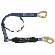 FallTech, WrapTech 6 ft Shock-Absorbing Lanyard, #8241