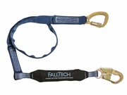FallTech, WrapTech 6ft Shock-Absorbing Lanyard, #8241