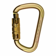Fusion Tacoma Medium Steel Carabiner - Triple-Locking