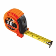 Keson Rubber Grip 25 ft Measuring Tape