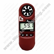 Kestrel, Digital Pocket Weather Meter, #3000