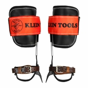 Klein Steel Tree Climbing Spurs & Hydra-Cool Pads