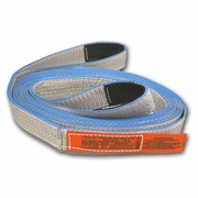 "Lift-All, Tow-All Tuff-Edge® II Retrieval Strap, 2Ply 4"" x 20ft, #TS2804TX20"