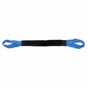 Liftex Blue 14 ft Eye & Eye RoundUp Round Sling - 21200 lbs WLL