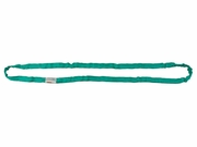 Liftex, RoundUp™ Endless Polyester Round Sling Green x 14ft, #ENR2X14
