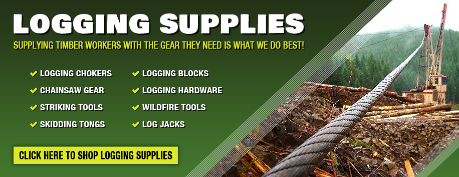Logging Supplies