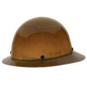 MSA Skullgard Full Brim Hard Hat - Tan - #475407