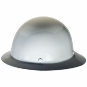 MSA Skullgard Full Brim Hard Hat - White - #475408
