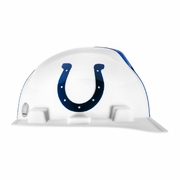 MSA V-Gard Cap Style NFL Team Hard Hat - Indianapolis Colts