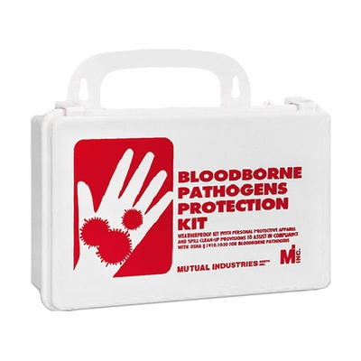 Mutual Bloodborne Pathogen Kit