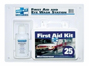 Pac-Kit, 25 Person First Aid Kit + Eye Wash, #24-500