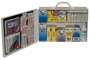 Pac-Kit Metal 100 Unit First Aid Kit - #6135