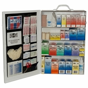 Pac-Kit Metal Four Shelf First Aid Kit - #6175