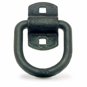 "PCC, 1/2"" Forged D-Ring w/ Bolt-On Clip, #DR-050"