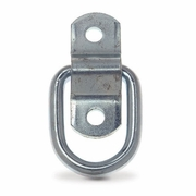"PCC 1/4"" Welded D-Ring & Weld-on Clip - 400 lbs WLL"