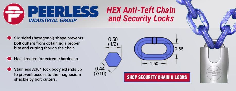 Peerless Security Chain