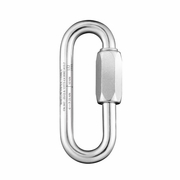 Petzl 10 mm Go Oval Screw Link