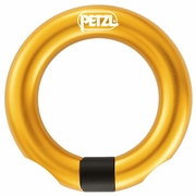 Petzl Gated Aluminum Connection Ring