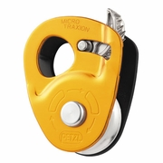 """Petzl Micro Traxion Pulley - 7/16"""" Rope"""
