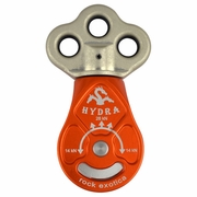 """Rock Exotica Hydra Triple Attachment Pulley - 1/2"""" Rope"""