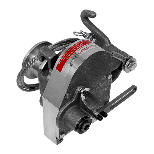 Simpson Chainsaw Powered Capstan Winch Lbs Max Pull