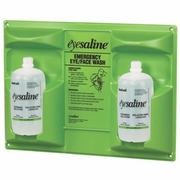 Sperian, Double 32oz Eye Wash Wall Station, #32-000462-0000