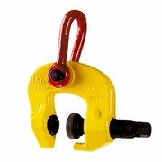 "Terrier 1/2T TSCC Screw Clamp - 0.00"" - 1.10"" Jaw - 1100 lbs WLL - #862705"