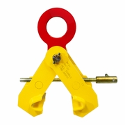 "Terrier 3T FSV Straight Eye Beam Clamp - 2.95"" - 7.48"" Jaw - 6600 lbs WLL - #851600"