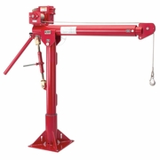 Thern, Portable Davit Crane w/ M2 Winch, #5124M2