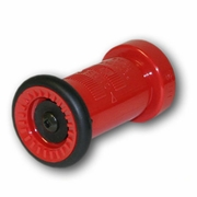 "United Fire, 1-1/2"" Polycarbonate Fire Nozzle, #1575"