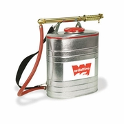 Wildfire, Galvanized Metal Fire Backpack Pump, #DBS-90G