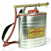 Indian, 5 Gallon Metal Back Pack Fire Pump, #90G