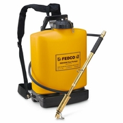 Indian FEDCO Poly Fire Pump - 5 Gallon