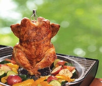 Poultry Roasting Stand