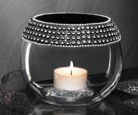 Diamond Votive Holder