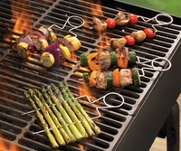 Double Raft Grill Skewers - 4pc Set