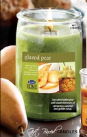 Glazed Pear Candle