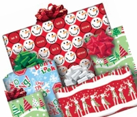 Holiday Flat Wrap Value Pack
