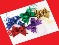 Metallic Pull Bows - 20 Pc. Set
