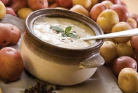 Roasted Garlic Potato Soup Mix by Mama Lisa's
