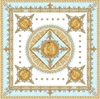 Sitting Room Medallion Scarf