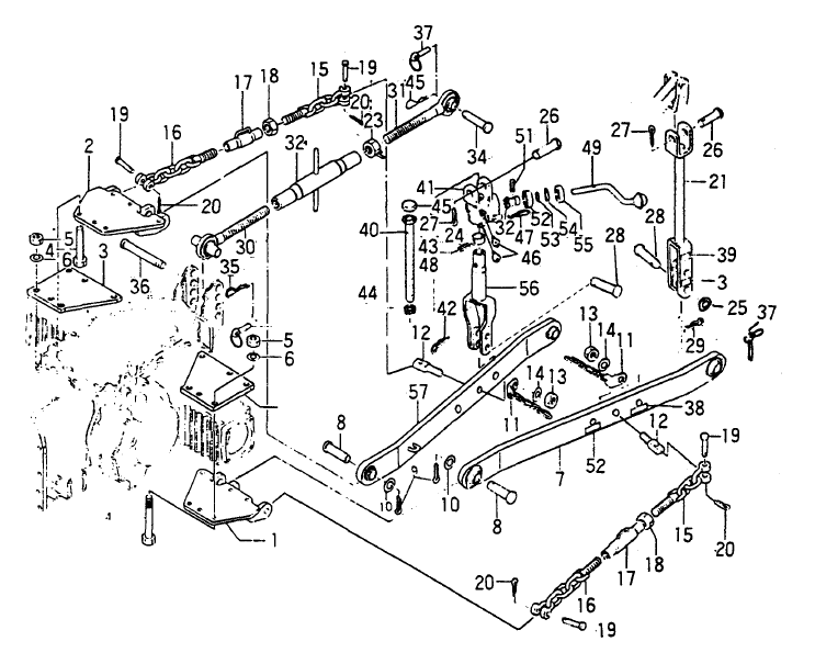 Case Lawn Tractor Wiring Diagram 222 also T200 Bobcat Wiring Diagram as well Kubota L2350 Wiring Diagram likewise JG5c 5713 together with Wiring Diagrams For Tractors. on mahindra tractor wiring diagrams