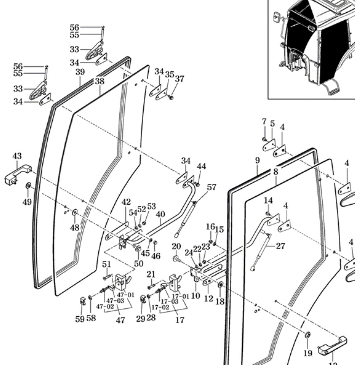 Product info furthermore 61977 besides Showthread furthermore Item I GRID007879 also Cabi  Construction. on door hinge diagram