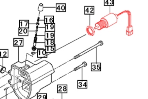 Mahindra Tractor Glow Plug Wiring Diagram additionally Fuse Panel further Viewtopic in addition Mf 150 Wiring Harness furthermore Mey Harris 30 Wiring Diagram. on massey ferguson 135 wiring diagram