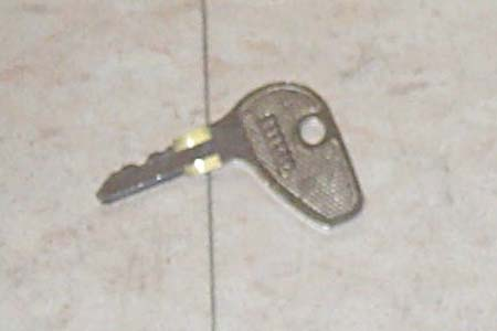IGNITION KEY FOR 2015 MAHINDRA TRACTOR