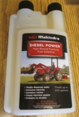 MAHINDRA DIESEL POWER FUEL ADDITIVE FOR ANY DIESEL ENGINE